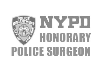 NYPD Honorary Police Surgeon 2