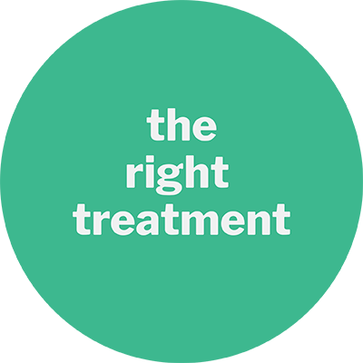 The Right Treatment