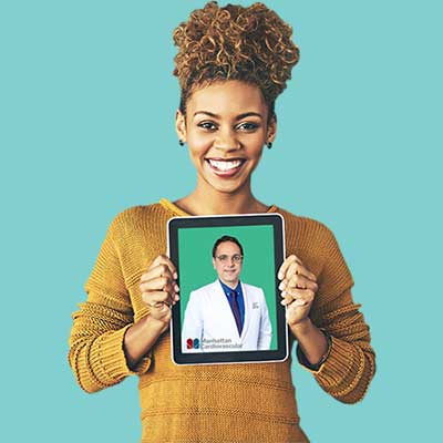 Stay on top of your health care with video appointments.